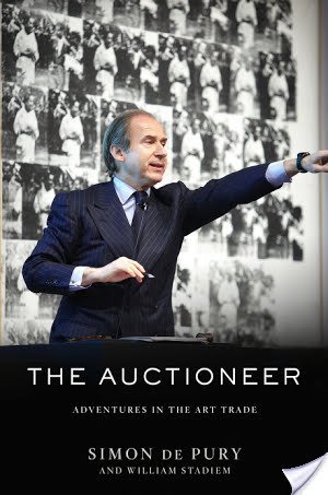 The Auctioneer by Simon du Pury