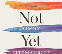 It's Not Yet Dark by Simon Fitzmaurice
